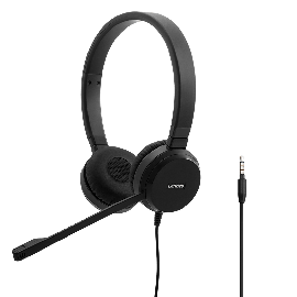 Lenovo Pro Wired Stereo VOIP Headset - 4XD0S92991