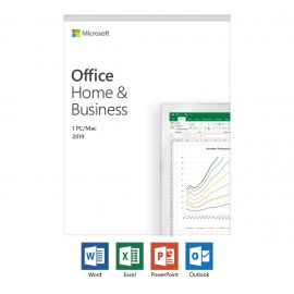 Microsoft Office Home and Business T5D-03312