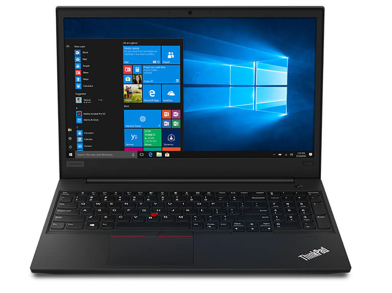 Lenovo ThinkPad E-Serie front view